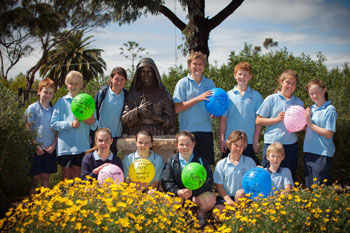 Aspire Foundation Rushworth Primary Mary MacKillop 350px